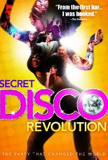 The Secret Disco Revolution 2012 poster