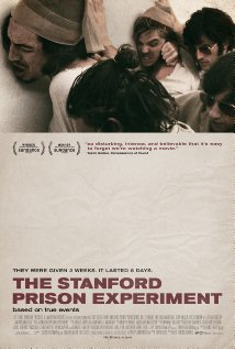 The Stanford Prison Experiment (2015) cover