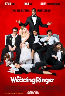 The Wedding Ringer (2015) cover