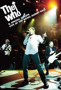 The Who and Special Guests Live at the Royal Albert Hall 2000 poster