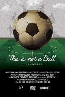 This Is Not a Ball 2014 poster