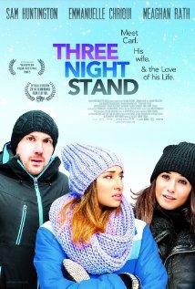 Three Night Stand (2013) cover