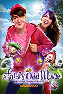 A Fairly Odd Movie: Grow Up, Timmy Turner! (2011) cover