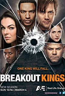 Breakout Kings (2011) cover