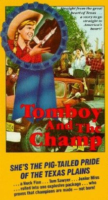 Tomboy and the Champ (1961) cover