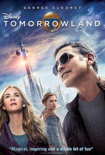 Tomorrowland (2015) cover