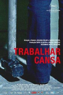 Trabalhar Cansa (2011) cover