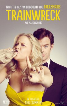 Trainwreck (2015) cover