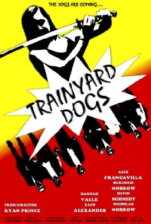Trainyard Dogs (2015) cover