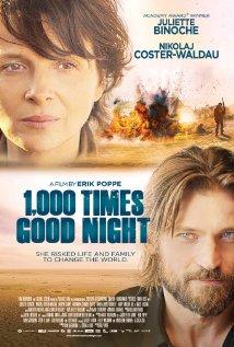 Tusen ganger god natt (2013) cover