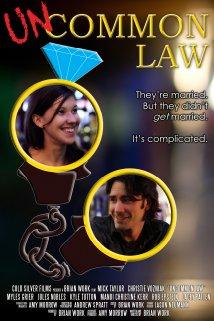 Uncommon Law (2015) cover