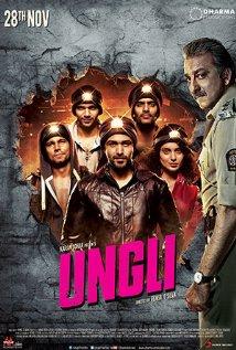 Ungli (2014) cover