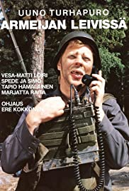 Uuno Turhapuro armeijan leivissä (1984) cover