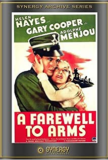 A Farewell to Arms (1932) cover