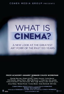 What Is Cinema? 2013 poster