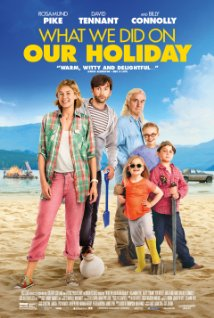 What We Did on Our Holiday (2014) cover