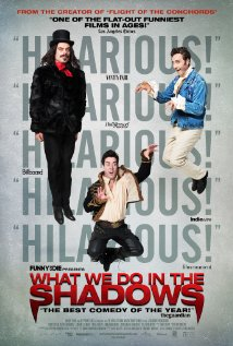 What We Do in the Shadows (2014) cover