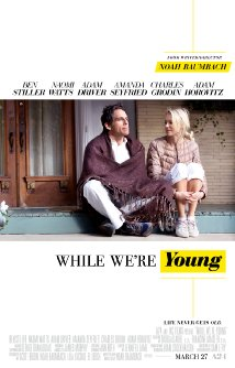 While We're Young (2014) cover