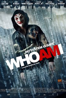 Who Am I - Kein System ist sicher (2014) cover