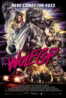 WolfCop (2014) cover