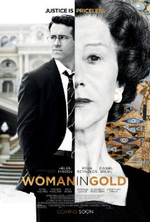 Woman in Gold (2015) cover