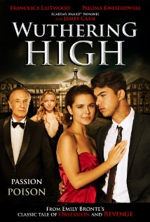 Wuthering High (2015) cover