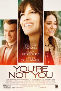 You're Not You 2014 poster