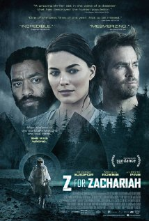 Z for Zachariah 2015 poster