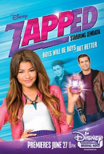 Zapped (2014) cover