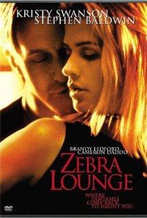 Zebra Lounge 2001 poster