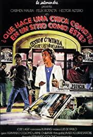 ¿Qué hace una chica como tú en un sitio como éste? (1979) cover