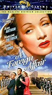 A Foreign Affair (1948) cover