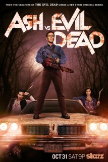 Ash vs Evil Dead 2015 poster