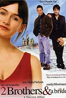 A Foreign Affair (2003) cover