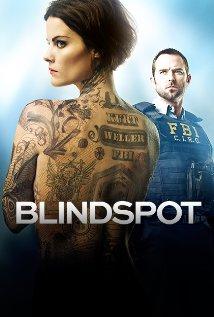 Blindspot (2015) cover