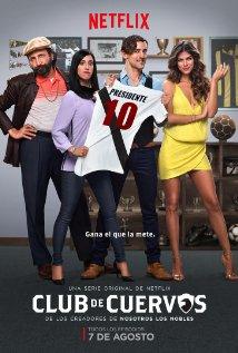 Club de Cuervos (2015) cover