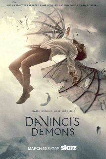 Da Vinci's Demons (2013) cover