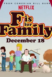 F is for Family (2015) cover