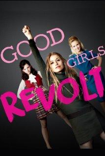 Good Girls Revolt 2015 poster