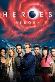 Heroes Reborn (2015) cover