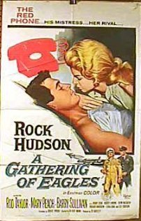 A Gathering of Eagles 1963 poster