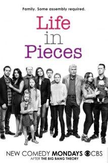 Life in Pieces 2015 poster