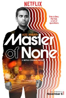 Master of None (2015) cover