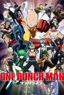 One-Punch Man (2015) cover