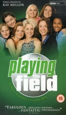 Playing the Field 1998 poster
