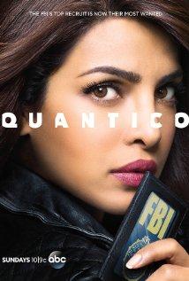 Quantico (2015) cover