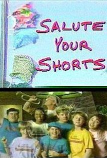 Salute Your Shorts (1991) cover