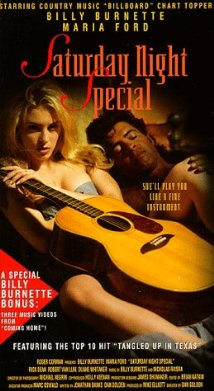 Saturday Night Special (1996) cover