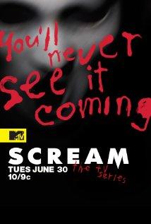 Scream: The TV Series 2015 poster