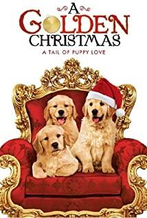 A Golden Christmas (2009) cover